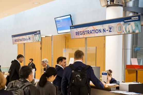 Registration photo