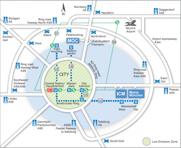 map messe